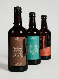 Revertis Beer Packaging