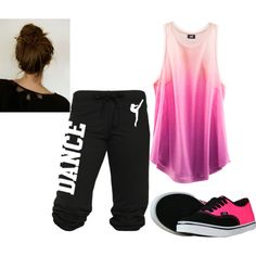 Hip-Hop Dance Outfit