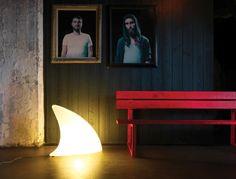 Superb The Scary Shark Lamp By Aleksander Mukomelov | Shark, Scary And Shark Room
