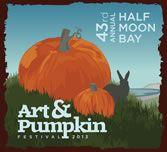 Half Moon Bay Art & Pumpkin Festival - October 19-20, 2013 - pumpkin treats, pumpkin beer, pumpkin carvings, pumpkin pie eating contests, a pumpkin parade, and a pumpkin weight contest (1,700 pounds +)!