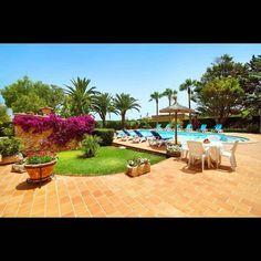 Reserva tus #vacaciones en #mallorca en mayo con un 40% de #descuento. Ven a #fincacasmungi. Te esperamos! by mallorcavacationvillas
