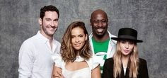 #Lucifer cast from #SDCC2015