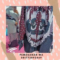 Modern Kebaya Batik Couple Sarimbit Kombinasi Broklat Tile Mutiara Motif Merak Warna Merah untuk Kondangan Batik Couple, Bomber Jacket, Couples, Jackets, Fashion, Down Jackets, Moda, Fashion Styles, Couple