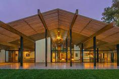 A Quincy Jones mid century modern house home