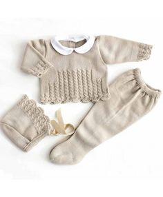 ade95408b Resultado de imagen de lanas para bebes Ropa De Lana