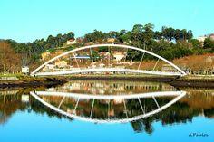 . Puentes en Pontevedra Ciudad