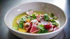 Salade de thon albacore | Zeste