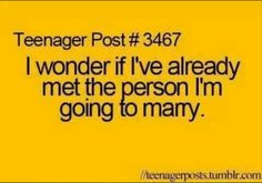 Yeah right i haven't met One Direction