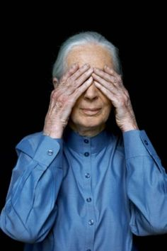 Jane Goodall | From a unique collection of portrait photography at http://www.1stdibs.com/art/photography/portrait-photography/