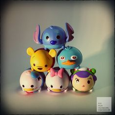 #Disney #TsumTsum #Magnet #Toy