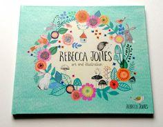 Rebecca's Blurb Book for NY Surtex