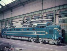 Bildergebnis für deltic locomotive