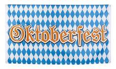 Oktoberfest-kangasbanderolli