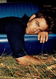 Chris Pine; another handsome young fella I might like as a son-in-law. Lol.