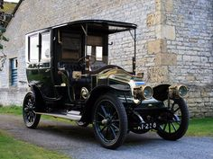 1909 Renault Type-BX 14-20HP Limousine
