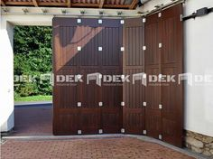 Foldable sliding door, interior sliding doors sliding door around . The Effective Pictures We Offer You About sliding doors kitchen A quality picture can tell you many things. You can find the most House Gate Design, Door Gate Design, Garage Door Design, Sliding Glass Door Screen, Sliding Garage Doors, Glass Doors, Garage Gate, Corner Door, Corner Closet