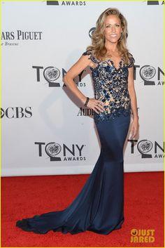 Sheryl Crow.  Tony Awards 2012.
