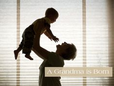 It's so nice to be a grandma