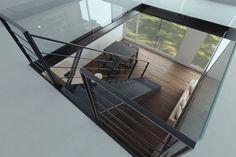 Escalier métallique design et économique  www.stairkaze.com