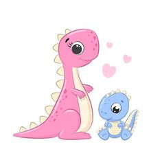 Cot Quilt, Quilts, Girl Dinosaur Birthday, Kawaii, Pretty Wallpapers, Coloring Pages, Chibi, Birthdays, Parties