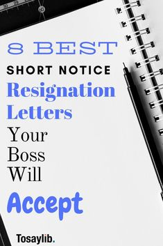 Whatever your reason may be, you can still write a resignation letter with short notice to give your boss a heads up, rather than abandoning your position. Letter To Boss, Job Letter, Last Day At Work, Day Work, Job Resignation Letter, Email Writing, Leaving A Job, Job Quotes, Family Emergency
