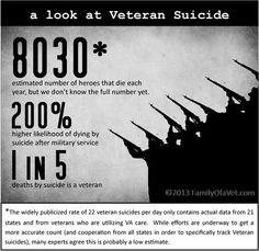 State of Veterans & Families - The Statistics