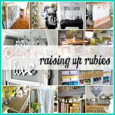 The Cottage Market: Cottage of the Week starring rasing up rubies
