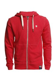 G-star red hood