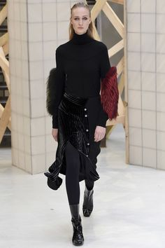 The complete Aalto Fall 2017 Ready-to-Wear fashion show now on Vogue Runway.