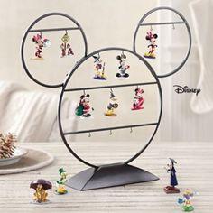A Year Of Disney Magic - 2014 Hallmark Keepsake Ornament Display Stand