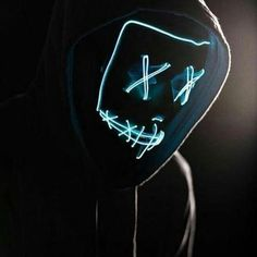 Purge Mask The only and original Led Mask For every occasion, Worldwide Shipping, Great Quality Guaranteed. Grab this offer today! Graffiti Wallpaper, Neon Wallpaper, Hacker Wallpaper, Flash Wallpaper, Hipster Wallpaper, Photo Lighting, Unique Lighting, Anonymous Mask, Purge Mask
