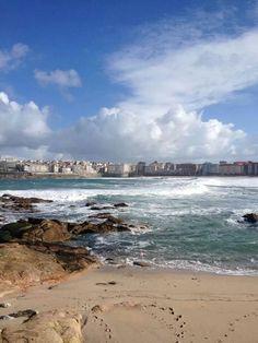 La Coruña, Galicia, España
