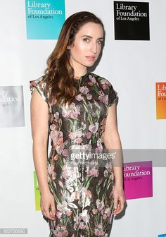 News Photo : Actress Zoe Lister-Jones attends the 9th annual...
