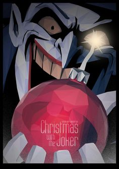 "Simon Delart Pays Homage To The Villains Of ""Batman: The Animated Series"""