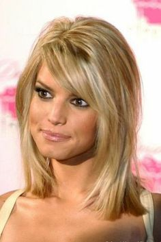 Blonde Hair With Highlights | Medium blonde hair with highlights pictures 2