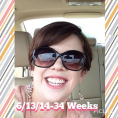 6/13/14 34 weeks This is the last week I can stand my hair!!! No really, I'm grateful it's thick...and curly...but seriously, I NEED SHAPING!! #growout #pixie #longpixie