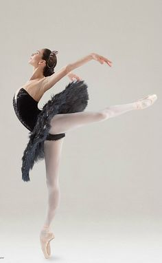 This dancer looks like a Black Swan Ballet Pictures, Ballet Images, Dance Pictures, Ballet Girls, Ballet Dancers, Ballerinas, Tutu, Ballerina Dancing, Ballerina Poses