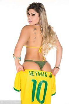 Miss Bum Bum 2014 FIFA World Cup Brazil Babes more @ http://www.luvcelebs.com