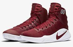 e07f4c33427 Nike  844368-661 Men s Hyperdunk TB Basketball Shoes Size 15 Team Red White
