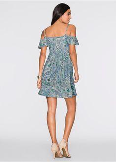 Šaty s kašmírovým vzorem Módní šaty s • 749.0 Kč • bonprix