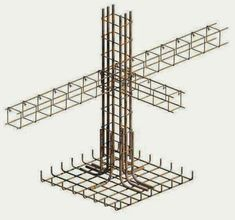 Column and plinth beam .Silicon Engineering Consultants Auckland provide Shop Drawing Services for Structural Steel Design Detailing Work, Rebar Concrete Pit Foundation Detailing Service with Bar Bending and Precast Wall Panel Detailers. Building Structure, Building Systems, Building Design, Concrete Structure, Civil Engineering Design, Civil Engineering Construction, Building Foundation, House Foundation, Framing Construction