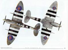 Spitfire LF Mk IXe.