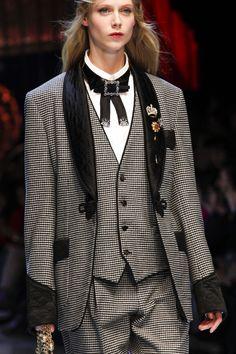 Dolce & Gabbana | Milan Fashion Week | Fall 2016