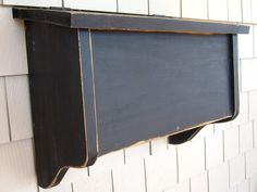 Primitive Style Hanging Large Mailbox