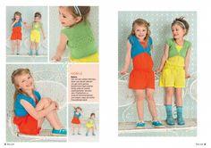 Filati Kids & Teens Ausgabe No. 5 Kids Pocket 5 aus dem Inhalt: Boys + Girls - Powerlooks in fröhlich frischen Farben - Vintage Dreams - Retro inspirierte Amschentrends für stylische Kids