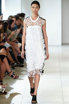 London Fashion Week's Top 10 Trends #refinery29  http://www.refinery29.com/2014/09/74753/london-fashion-week-trends-2014#slide27  Issa
