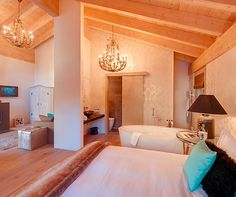 5 of the very best ski chalets in the Alps http://www.aluxurytravelblog.com/2013/01/30/5-of-the-very-best-ski-chalets-in-the-alps/