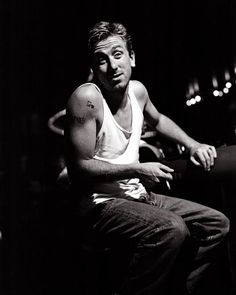 I can't do anything else. So if this falls through, I'm screwed. Tim Roth