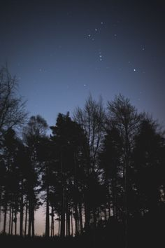 Photographing Stars For Beginners