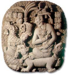 Palenki Mayan Chiapas Ruins